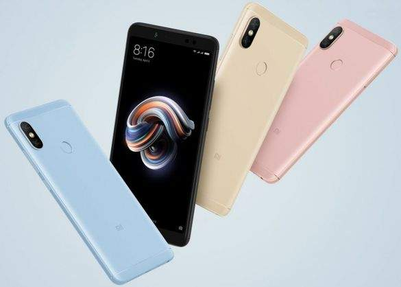 Xiaomi Redmi 5 и Redmi 5 Plus стали доступны за пределами Китая